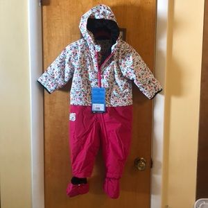 18mo Roxy Snowsuit New with Tags